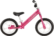 "Lernlaufrad CRUZEE 12"", pink, eloxiert"