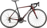 Rock Machine Rennrad Race Ride 700 Carbon RH 52cm Farbe black red 22Gg Shi.105UD Carbon Gabel RH 52cm Farbe black red 22Gg Shi.105UD Carbon Gabel
