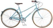 """Retrobike CHECKER PIG """"Charlotte"""" 3-Gang 28"""", RH 50 cm"""