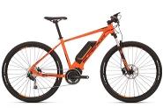 E-Bike 29  MTB eXC 889  Alu 9Gg RH 21,0 Zoll Farbe orange-red-black  STePS 6000  9Gg DeoreGabel Rock Shox 30 silver TK Tapered 100mm Hyd. Disc RH 21,0 Zoll Farbe orange-red-black  STePS 6000  9Gg DeoreGabel Rock Shox 30 silver TK Tapered 100mm Hyd. Disc