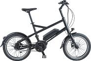 "E-Bike BBF ""Boston"" BOSCH Uni 7-Gang 20"", RH 44 cm"