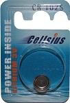 Batterie Panasonic Knopfzelle CR1025 Lithium, 3,0 V 30 mAh