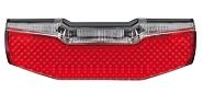 Dynamo-Rücklicht  Axa Blueline 50mm für Gepäckträger