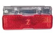 Gepäckträgerrücklicht B&M 2013,Toplight Line 50 mm ohne Standlicht
