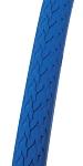 Reifen Duro Fixie Pops 700x24C, faltbar Fuzzbuster/blau