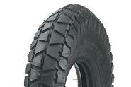 Reifen Impac 260x85 / 300-4  IS311 4PR 260x85 / 300-4 grau Block