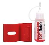 Reifen-Abdichtungsmittel-Caffelatex ZOT NANO 10ml, Flasche, mit Halteclip