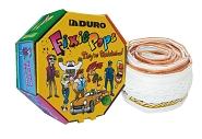 Reifen Duro Fixie Pops 700x24C, faltbar Vanilla Rage/weiss