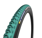 "Reifen Michelin Power Cyclocross Jet fb. 28"" 700x33C 33-622 grün TL-Ready"