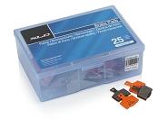 XLC Scheibenbremsbeläge Magura MT BP-O32 Werkstattbox, mit 25 Set, organisch