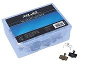 XLC Scheibenbremsbeläge Avid  Elixir/XX Werkstattbox, mit 25 Set, Baseline