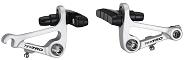 Cantileverbremse Tektro CR 720 VR oder HR, silber/eloxiert