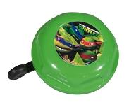 Fahrradglocke Turtles grün mit Motiv, Ø 55mm, SB-Karte