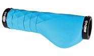 Griffe T-One Diamond Plus Ergo blau, 94 -134mm 2x Schraubensicherung