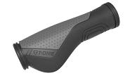 Griffe T-One Ripple Ergo schwarz/grau 130mm