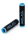 XLC Griffe Dual Colour GR-G07 125mm, schwarz/blau