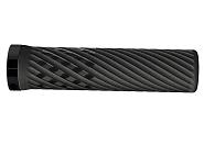 Lenkergriffe Herrmans Luna Lock 130mm, Ø 22mm, schwarz, Paar