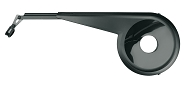 Kettenschutz SKS Chainbow_E Bosch 38 Zähne, schwarz, für Nabenschaltung