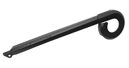 Kettenschutz Horn Catena A14E 2014,15-20Z. schwarz Tria + B Serie