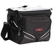 Lenker-Tasche Norco Canmore Active schwarz, 26x19x19cm, ohne Lenkeradapter