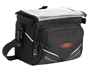 Lenker-Tasche Norco Idaho Active schwarz, 23x17x15cm, ohne Lenkeradapter