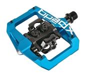 "Pedal Xpedo Clipless GFX blau, 9/16"", XGF04AC"