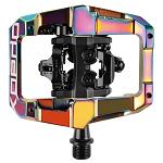 "Pedal Xpedo Clipless GFX oil slick, 9/16"", XGF04AC"