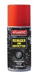 Reiniger und Entfetter Atlantic 150ml, Sprühdose, mit Schnorchel