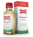 Universalöl Ballistol 50ml, Flasche (D/EN/IT/FR/NL/RU)