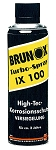 Korrosionsschutz Brunox IX 100 300ml, Spraydose, Versiegelung