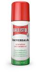 Universalöl Ballistol 50ml, Spraydose (D/EN/FR/I/NL)