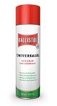 Universalöl Ballistol 400ml, Spraydose (D/EN/FR/I/NL)