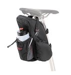 Sattel-Tasche Norco Utah XL schwarz,  31x15x12cm, ca.240g  0256 P