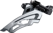 Umwerfer Shimano Deore Side Swing FDM6000MX6,Front Pull,66-69 Mid-Cl.