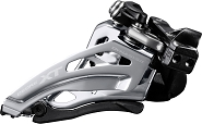 Umwerfer Shimano Deore XT Side Swing FDM8020HX6,Front Pull,66-69° Low Cl.