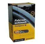 "Schlauch Conti Compact 18 18x1 1/4-1.75"" 32/47-355/400 DV"