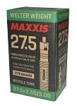 Schlauch Maxxis WelterWeight Plus 27.5x2.50 - 3.00 Presta/FV 48mm