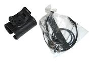 Befestigungsset+Gehäuse b&m 482UHPB für Ixback Senso
