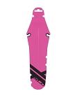 XLC Mini Mudguard  MG-C32 HR pink