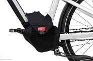 Antriebsschutz E-Bike Fahrer Universal 2016,Pedelec Mittelmotor Schutz