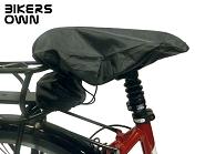 Sattelschutz BikersOwn mit Akkukontaktschutz, schwarz