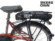 Akkuschutz BikersOwn Gepäckträgerakku für Bosch Active/Performance Line