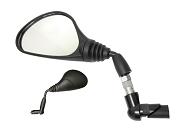 Fahrradspiegel b&m für E-Bike 913/801VLME links für17,2-22mm