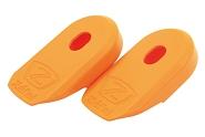 Kurbelschutz Zefal Crank Armor orange per Paar