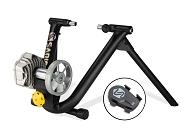 Heimtrainer SARIS Fluid² Smart Kit schwarz, mit Geschwindigkeitssensor