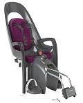 Kindersitz Hamax Caress grau/dunkelgrau/purple, Bef. Rahmenrohr