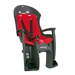 Kindersitz Hamax Siesta Gepäckträger grau/rot, Gepäckträgerbefestigung