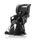 Kindersitz Jockey³Comfort schwarz Kt/2St Wendebezug schwarz/grau