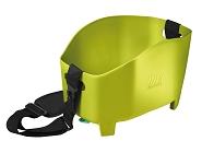 System Korb Racktime Me 15ltr 25,7x39,6x24,8cm, grün