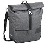City-Tasche Norco Fintry tweed-grau,38x36x13cm, ca. 1220g  0224UB